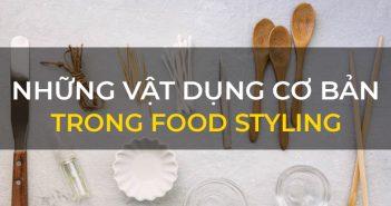 Đồ nghề food styling