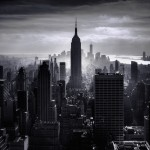 NYC-Aerial-view