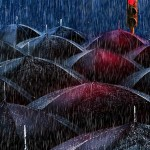 Black Umbrellas @ Emin Zeynalov on 500px.com
