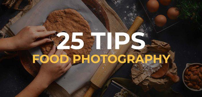 25 mẹo chụp food cơ bản ai cũng phải biết